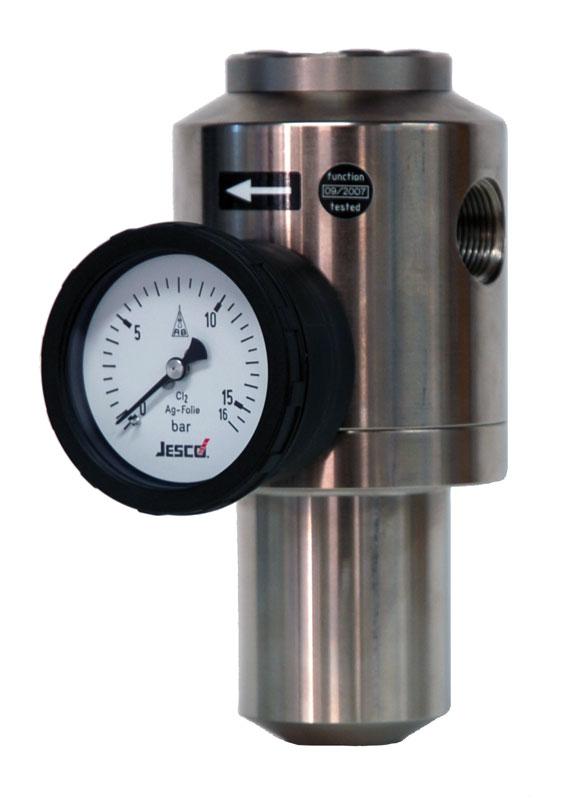 Pressure Reducing Valves C7105 / C7110- dosing pumps